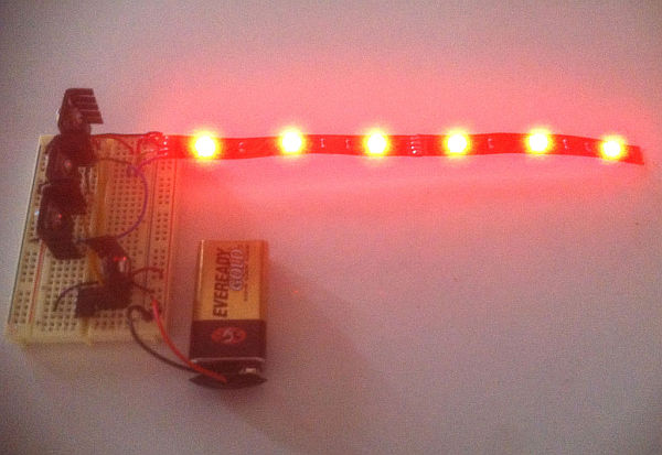 LED Strip Circuit