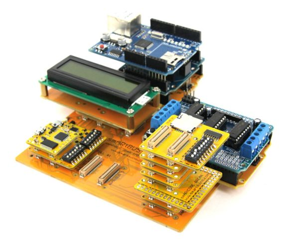 Many Arduino Projects