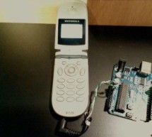 Power Arduino with a cellphone