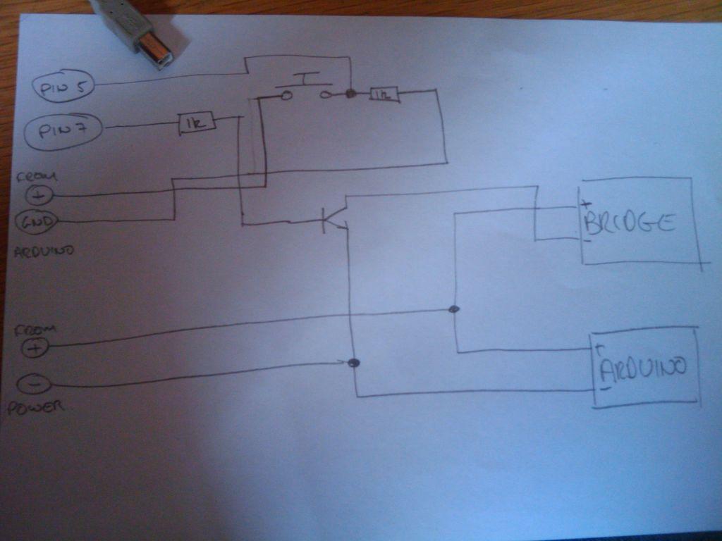 Schematic Arduino Auto reset stuff