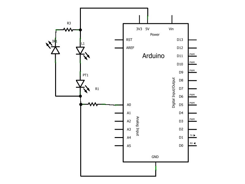 diy infrared sensor module using arduino use arduino for projects. Black Bedroom Furniture Sets. Home Design Ideas