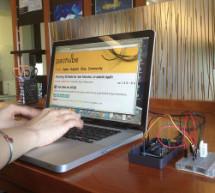 Urban Sensing Networks using Arduino