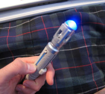 Sonic Switch: Use a Sonic Screwdriver to turn on your computer!