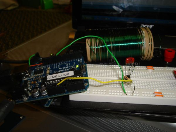 Stupid Simple Arduino LF RFID Tag Spoofer