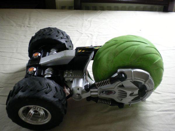 Tyco RC Arduino Robot