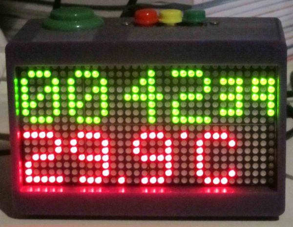 Colorful Countdown Clock