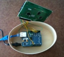 Displaying Twitter feed without a PC! using Arduino
