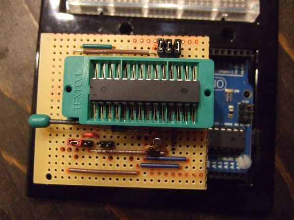 arduino Programmer Combination Shield