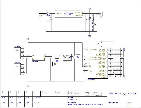 schematic DMX Ardweeny