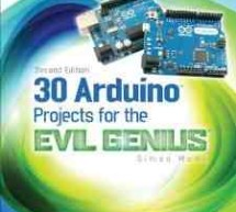 30 Arduino Projects for the Evil Genius: Second Edition by Simon Monk E-Book