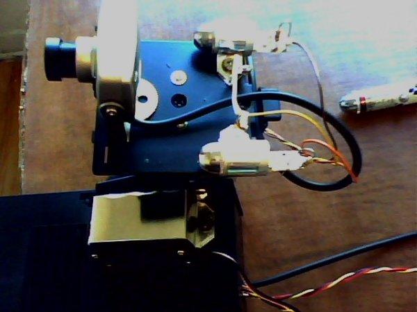 ARDUINO Laser 3D Tracking