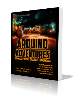 Arduino Adventures by James Floyd Kelly, Harold Timmis E-Book