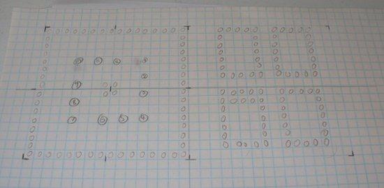 Arduino Digital plus Analog Clock diagram
