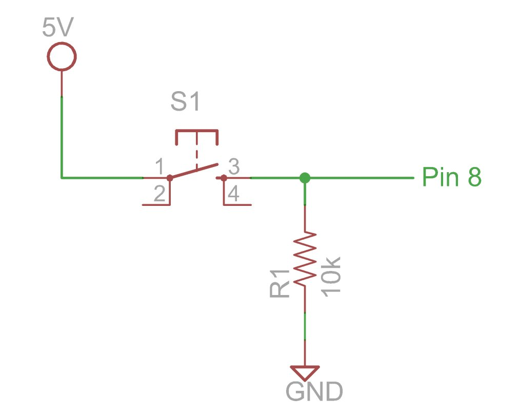 Arduino Electrical Engineering Basics Schematic
