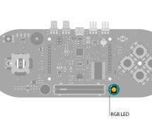 Arduino Esplora Blink Code