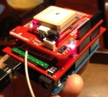 Real-Time Arduino GPS Tracker with iPhone app