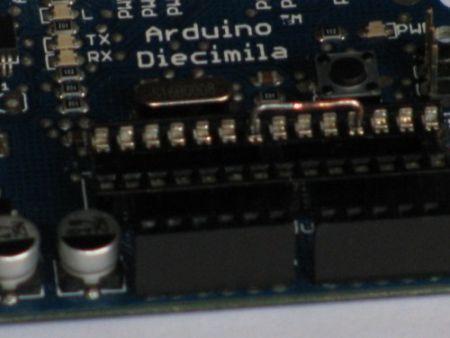 Arduino GPS connection