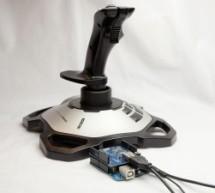 Arduino Joystick Mouse Control Code