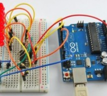 Arduino Keyboard Message Code