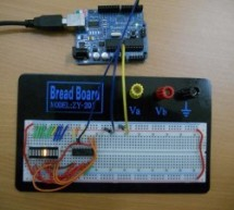 Arduino LED Bar Graph Code