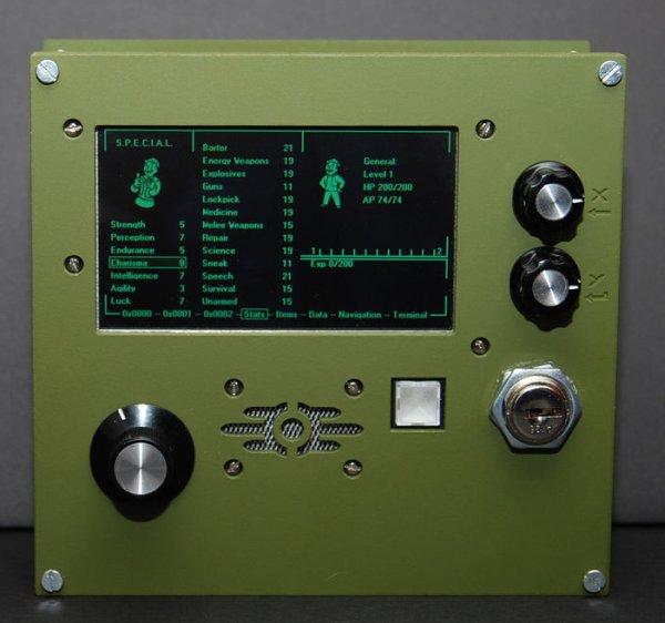 Arduino PIP-Boy