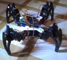 Arduino Quadruped Robot Stalker