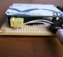 Quasi real-time oscilloscope using Arduino