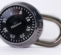 Single button combination lock using Arduino