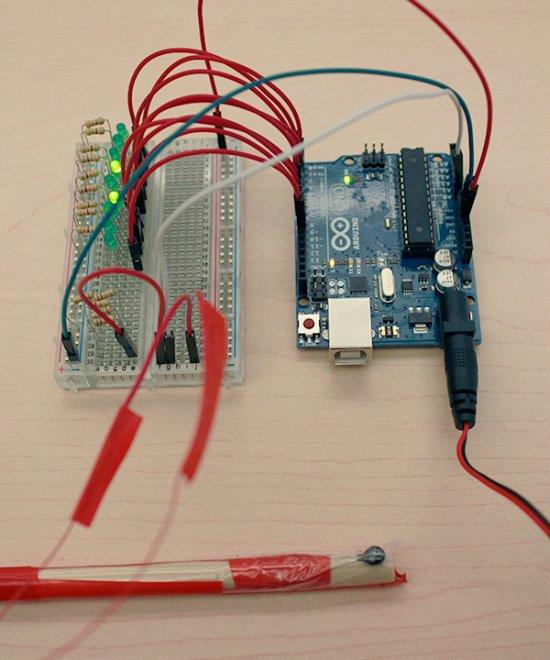 Arduino cicada warning system