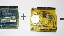 Add a real-time clock to the Freetronics TwentyTen using Arduino