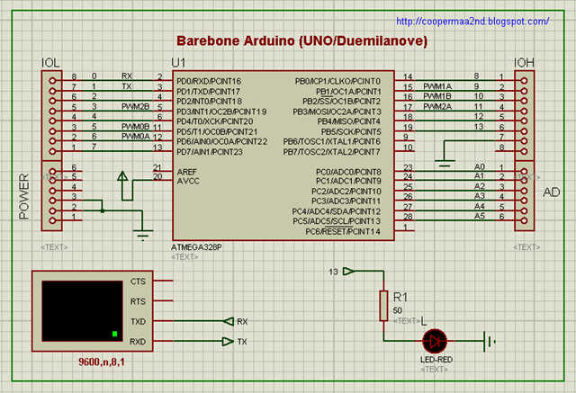Ardunio Proteus based Simulation Project List -Use Arduino