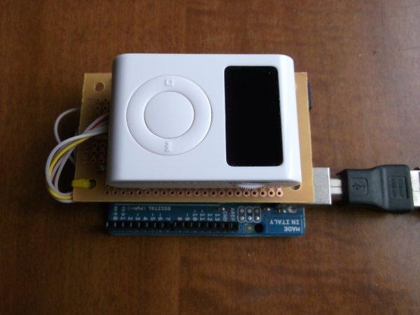 DIY Arduino FM Radio Shield