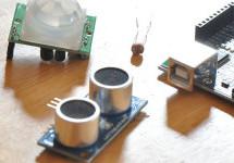 DIY Parking Sonsor using Arduino