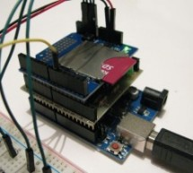 Data-logging made simple with Arduino