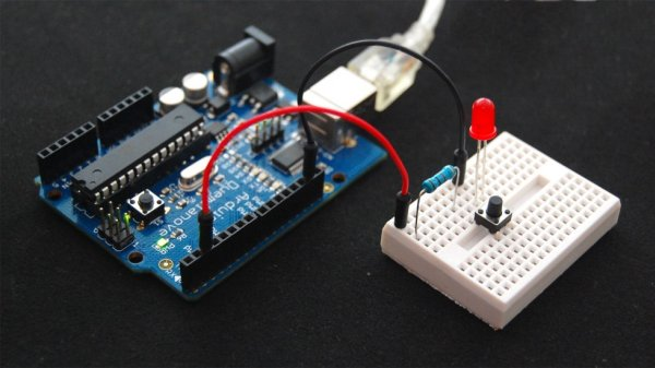 Debounce an input using Arduino