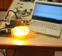 Dimmer using an Arduino