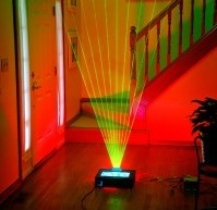 BUILD YOUR OWN LASER HARP using Arduino