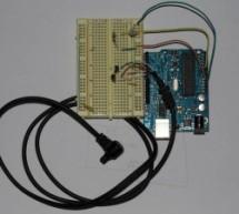 Lightning Shutter Trigger for a Camera using Arduino
