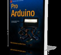 Pro Arduino by Rick Anderson E-Book