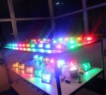 RGB LED with Arduino 101