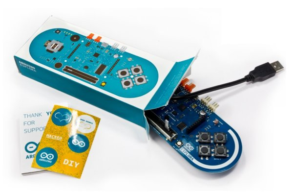 The Arduino Esplora