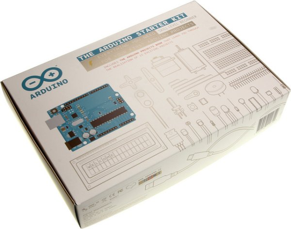 The Arduino Starter Kit by Arduino E-Book