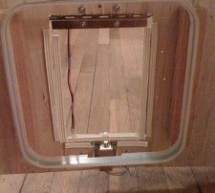 RFID cat door using Arduino