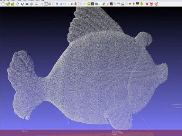 Arduino 3D Laser Scanner completed