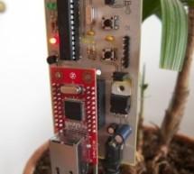Botanicalls Clone using an Arduino