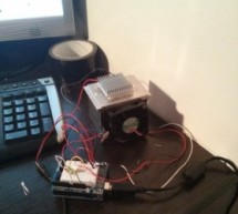 Cup Cooler using an Arduino