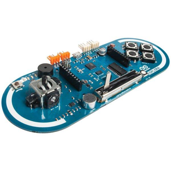 Arduino Esplora Microphone