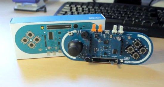 Arduino Esplora Pong