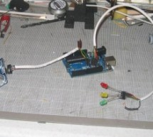 Arduino Fixed-point Vehicle Proximity Detector