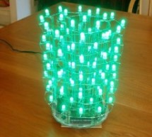 LED Cylinder using Arduino
